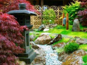 Сухой сад для участка